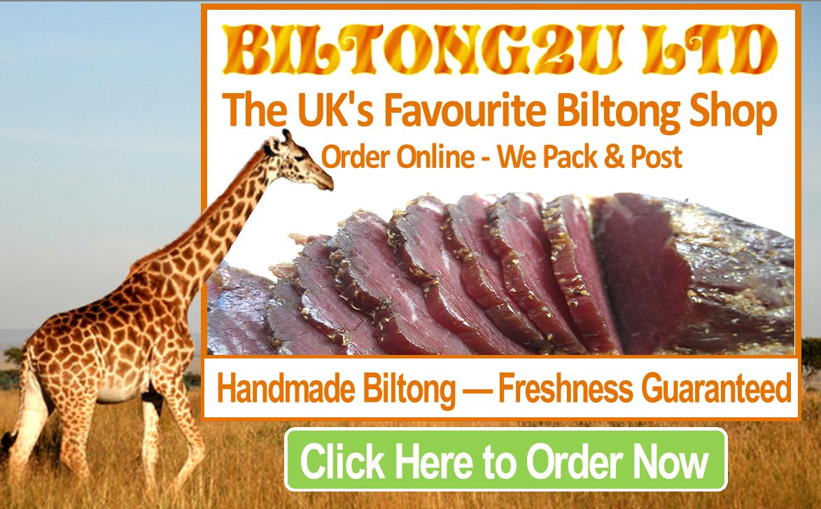 Britain's Favourite Biltong