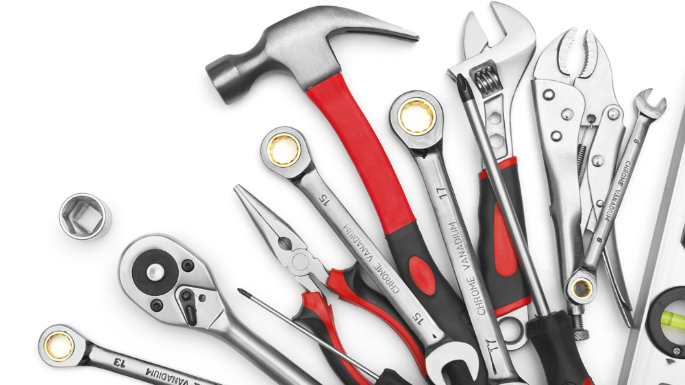 Hand Tools, Saws, Hammers, Screwdrivers, Spanners