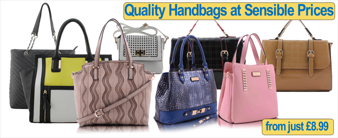 Local deals in Norfolk & Suffolk on handbags