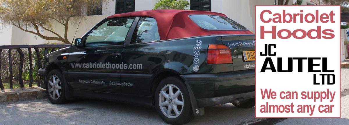 Cabriolet Hoods