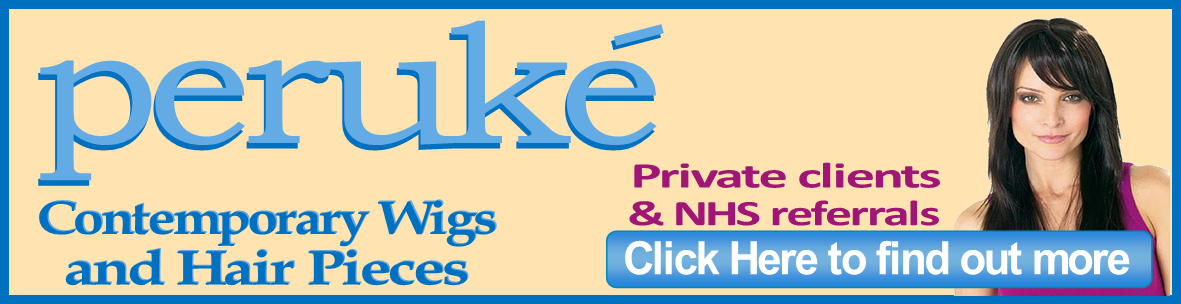Peruke Wigs - Private Clients and NHS Referrals