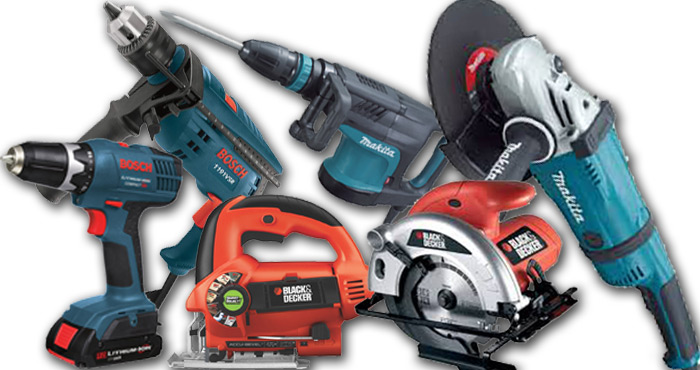 Power Tools, Drills, Grinders Disc Cutters, Routers, Welders,Inspection Lamps, Batteries