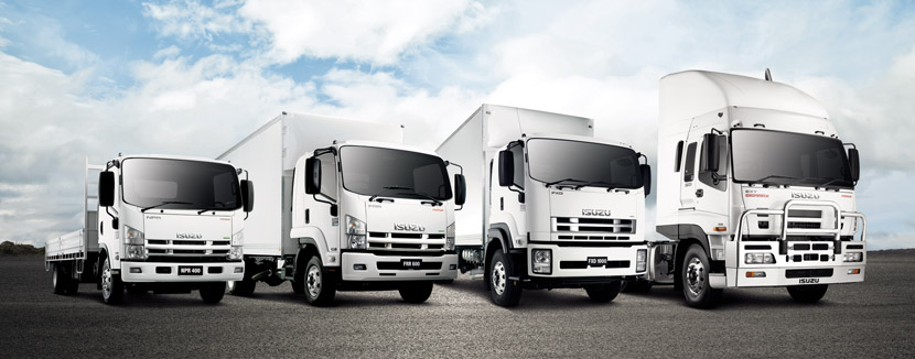 Truck hire, sales, repairs & servicing