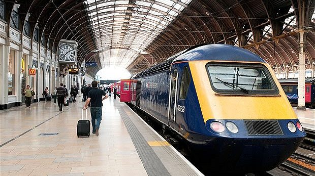 Local deals in Cardiff on rail travel and railways